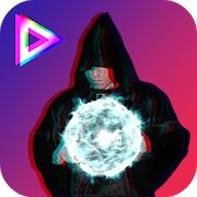 Скачать Glitch Video Effect - Magic Video Editor версия 2.3 apk на Андроид - Полная