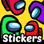 Скачать Among us Stickers - Best Stickers версия 1 apk на Андроид - Полная