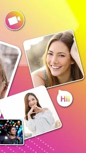 Скачать Live video call only : girls random video chat версия 1.0.6 apk на Андроид - Без кеша